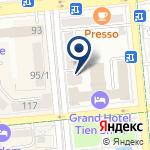 Компания Unicase на карте