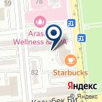 Компания Дюпон Казахстан на карте