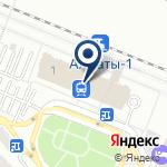 Компания Шелковый путь-Казахстан, ТОО на карте