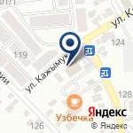 Компания ТЭК-Казахстан на карте