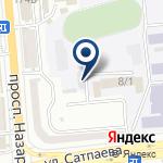 Компания Федерация настольного тенниса Республики Казахстан на карте