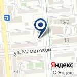 Компания Клиника доктора Амирова на карте