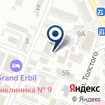 Компания strahoffka.kz на карте