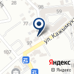 Компания АК ЖОЛ на карте