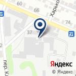 Компания Ремонт путевой техники, ТОО на карте