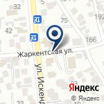 Компания Генеральное консульство Республики Польша в г. Алматы на карте