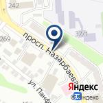 Компания ДЭН на карте