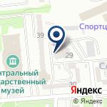 Компания Астана, телеканал на карте