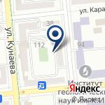 Компания Кунаева 162 на карте
