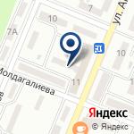 Компания ДЦ НПЦРиЗ №8000489 Казахстан на карте