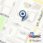Компания Турксибский районный суд г. Алматы на карте