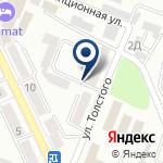 Компания Линейное управление внутренних дел на станции Алматы-1 на карте