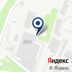 Компания КОНСЭЛ на карте