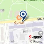 Компания Kazproftech на карте