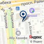 Компания Транспроект-К на карте