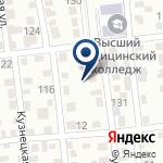 Компания Эвакуатор К на карте