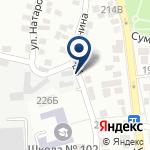 Компания Akrost на карте