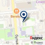 Компания Vapeteka на карте