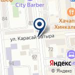 Компания Technosale.kz на карте