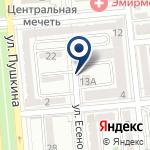 Компания АЯЖАН на карте