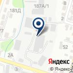 Компания Корпорация Астана-стройинвест, ТОО на карте