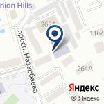 Компания Академия МВД Республики Казахстан на карте