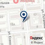 Компания Maximus на карте
