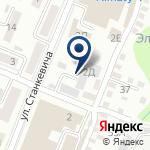 Компания РЭС на карте