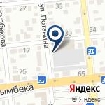 Компания RRL Almaty на карте