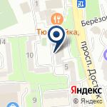 Компания Баня на колесах в Алматы на карте