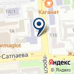 Компания Архив Президента Республики Казахстан на карте