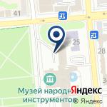 Компания Зазеркалье на карте