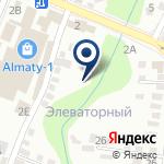 Компания Zakyp.kz на карте