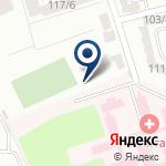 Компания Центральный военный госпиталь КНБ Республики Казахстан на карте