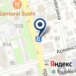 Компания Инфинити Групп Казахстан на карте