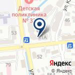 Компания Almaty Tutoring на карте