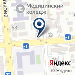 Компания Асель на карте