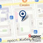 Компания Национальный институт интеллектуальной собственности Комитета по правам интеллектуальной собственности Министерства юстиции Республики Казахстан на карте