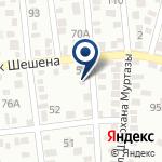 Компания Subarex на карте