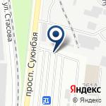Компания Алматинский мукомольный комбинат, ТОО на карте