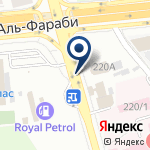 Компания ЕАБР, Евразийский Банк Развития на карте