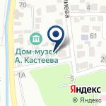 Компания ИКСМЕТ на карте