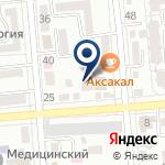 Компания КазСертик-А, ТОО на карте