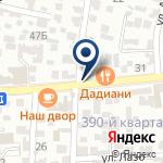 Компания Анастасия на карте