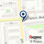 Компания Департамент Министерства по делам государственной службы Республики Казахстан по г. Алматы на карте