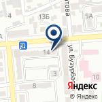 Компания Black Print Алматы на карте