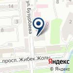 Компания Департамент по защите прав потребителей финансовых услуг Национального Банка Республики Казахстан на карте