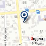 Компания DragAu, ТОО на карте