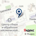 Компания FORCE на карте