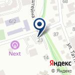 Компания Алтай Полиметаллы, ТОО на карте